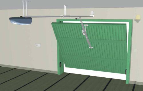 Costo automazione basculante garage for Costo aggiuntivo garage